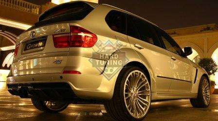 Обвес G-POWER TYPHOON BMW X5 E70