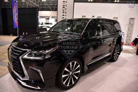 Обвес DOUBLE EIGHT Lexus LX 570 2015+