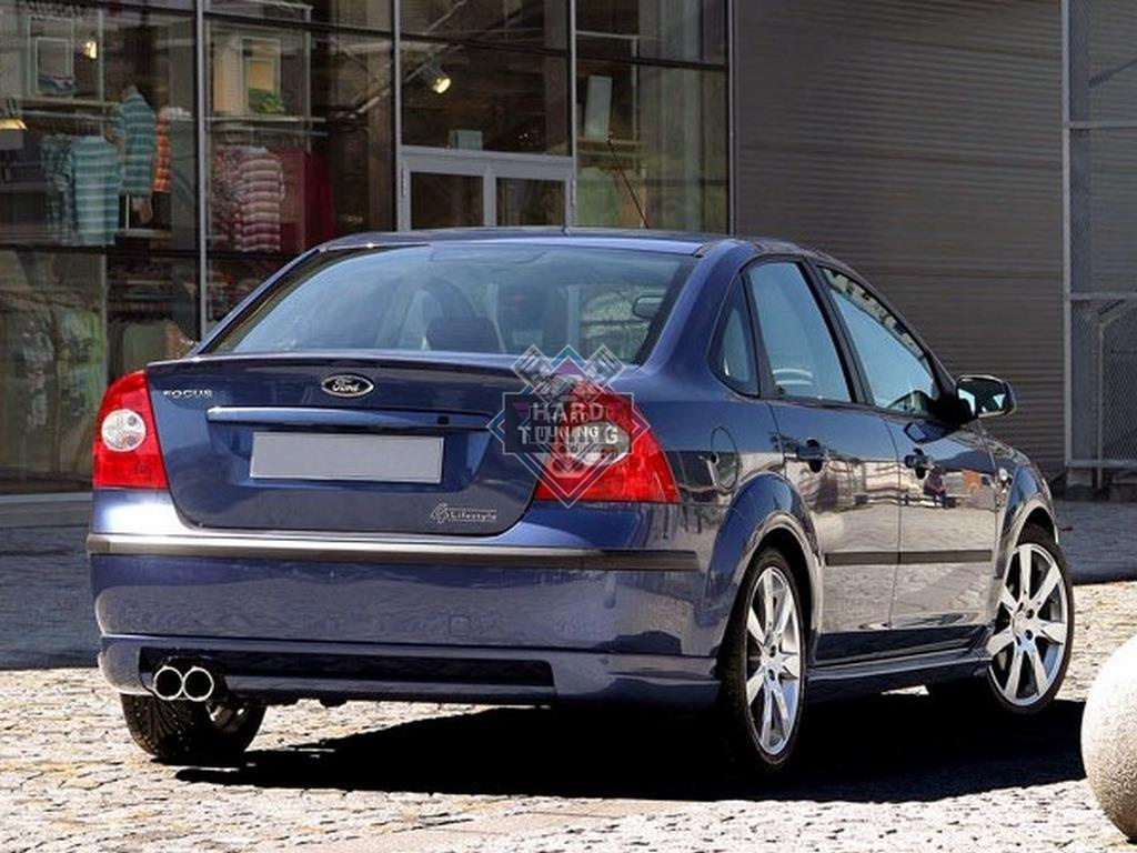 Обвес MS Ford Focus 2 2004-2008 седан