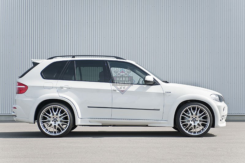 Расширители арок Hamann FLASH BMW X5 E70