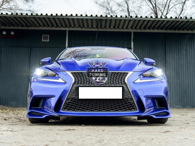 Обвес HT Lexus IS 3 АБС пластик
