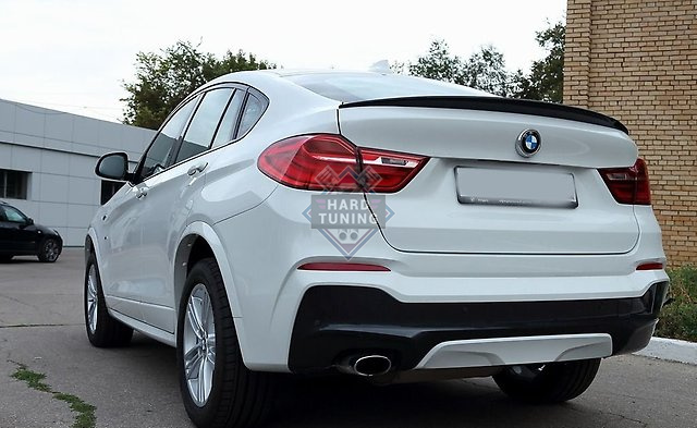 Спойлер PERFORMANCE TYPE 2 BMW X4 F26