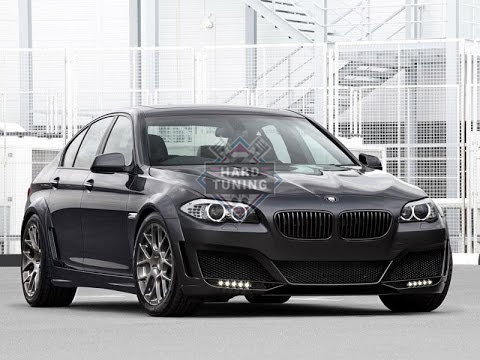 Обвес LUMMA WIDEBODY KIT BMW F10